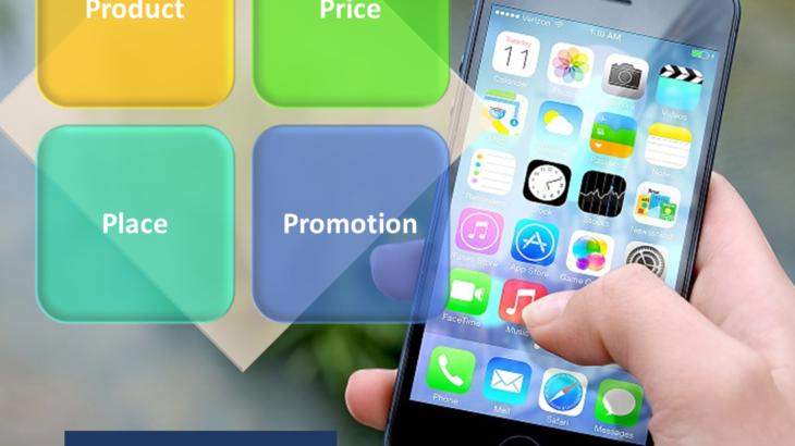 マーケティングの4P分析実践し、フリマアプリでたくさん売る方法